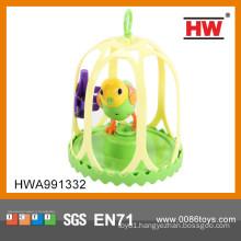 New Item plastic cartoon singing bird toy