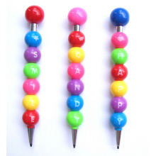 Mechanical Pencil with Color Ball Shape