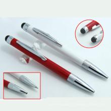 Толстый стилус металлический лазерный Touch Pen Refill