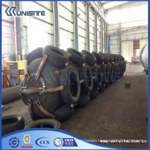 steel floating marine rubber fender (USB6-008)