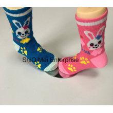 Usine en gros bonne qualité enfants Kids chaussettes