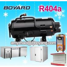 Compresor rotatorio de Boyard con R22 / R404A para unidades de refrigeración de transporte