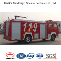 7.7 тонны пены Штайр пожарная машина Евро3