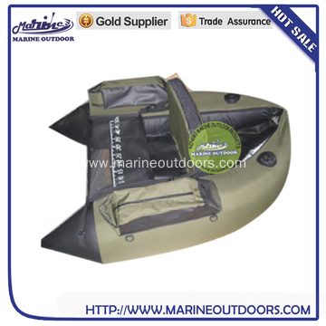 U-shape designed fly fishing float tube