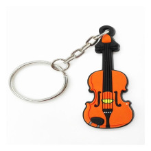 Sound Harbor Silicone Violin Key Chains