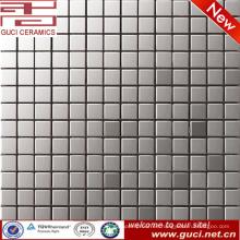 azulejos de mosaico del piso de la pared del baño del acero inoxidable de la fábrica de foshan