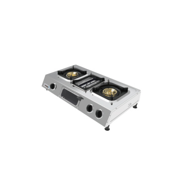 Kompleks Gas Berdiri Double Burner