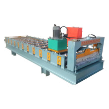Color Steel Sheet Roof Roll Forming Machine
