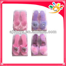 Schöne Prinzessin Schuhe Spielzeug, Kunststoff Mädchen Schuhe Spielzeug