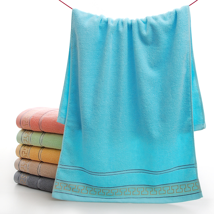Light Colour Towel