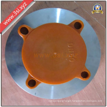 2500lb Plastic Bolted Flange Covers (YZF-H113)