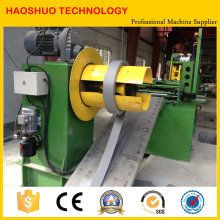 High Speed Transformer Step-Lap Core Cut to Length Line