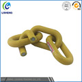 Colord Plastic Coated Steel Link Chain for Protection