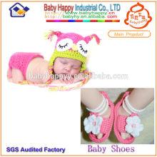 Beau costume de crochet d'été pour bébé Enfant et tout-petits