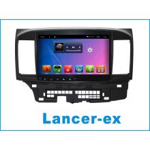 Sistema Android 10.2 pulgadas de coches reproductor de DVD GPS de navegación
