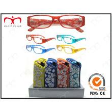 Vidrios de lectura vendedores calientes de moda de las señoras Eyewear (MRP21662)