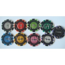 14G 3 Color New Style Poker Chip (SY-E37)