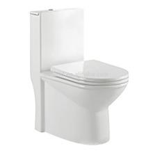 CB-9503 New design Dual Flush Hedging One Piece Toilet American standard toilet upc toilet