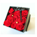 Peti Mawar Square Box Packaging Flower Paper Box