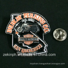 Commemorative Custom Made Motor Cycle Name Badge