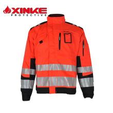 UPF 50+ 100% algodão proteção solar workwear para a construção de trabalhador