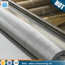 Material de blindaje Rfid Malla de alambre de cobre / níquel de Monel / tela metálica