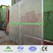 Hot Dipped Galvanized Security Fence