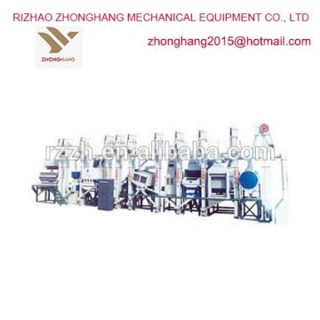 MCHJ fábrica de arroz automático