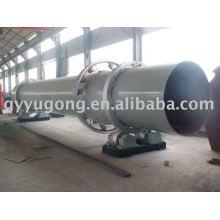 Secador de tambor rotativo de orujo de alta eficiencia hecho en China