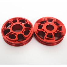 Customized spare partsanodized aluminum bicycle parts