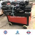 épissoirs de coupleur de rebar de filetage conique de haute qualité et machines à rouler