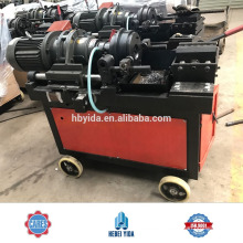 Hebei Yida Rebar Tapered Thread Rolling Machine for 50mm rebars