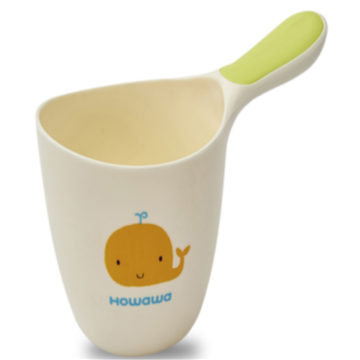 Safe Bath Infant Bath Bath Spoon Rinse Cup