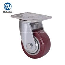 4-дюймовые поворотные промышленные колесики