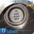 Proveedor confiable Didtek API600 Válvula de compuerta motorizada de acero al carbono de 16 '' 300LB para la planta química