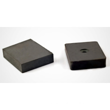 Y30BH Ferrite Magnets Strong Power Block 6′x4′x1′