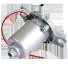 Permanent magnet dc motor 12v 24v Motor for automotive parts