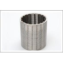 High Efficiency Stainless Steel Wedge Wire Mesh
