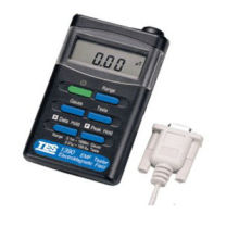 AC/DC Radiation Detector / Gauss Meter