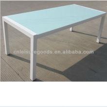 2014 patio métal table à manger en plein air
