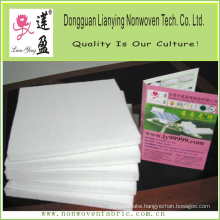 Dongguan Polyester Wadding Sheet Manufacturer
