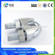 Hot Dipped Clips For Steel Wire Rope Type B