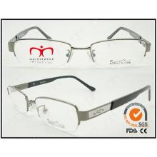 2015 Óculos de leitura vendendo quentes elegantes do metal do metal de Eyewear (WRM410002)
