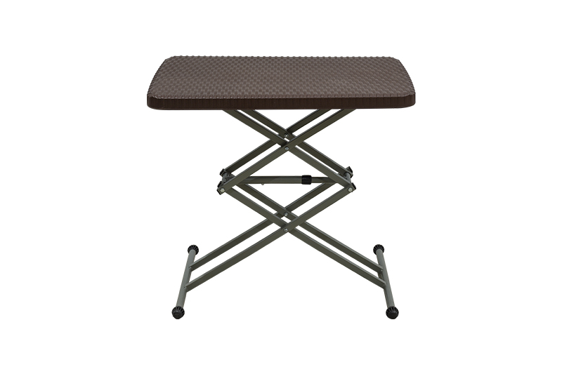 Rattan Plastic Folding Table