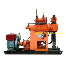 Xy-200 Water Well Core Drilling Rig/22HP Diesel Engine/ 15kw Electric Motor Power Drilling Machine
