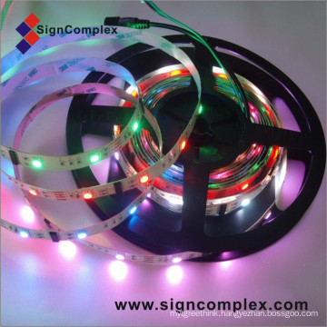 Digital SMD5050 RGB LED Strip Light