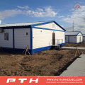Prefabricated Container House as Modular Hotel Building