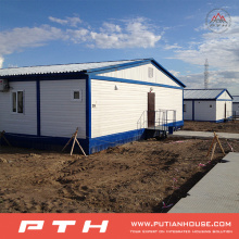 China Prefabricated Luxury High Quality Container House Building