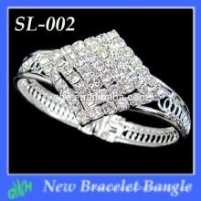 Yiwu Wholesale New Fashion bangle, Rhinestone Bracelet