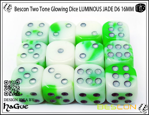 LUMINOUS JADE D6-7